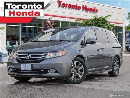 2014 Honda Odyssey Touring (Stk: H40087T) in Toronto - Image 1 of 27