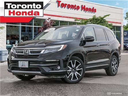 2019 Honda Pilot Touring (Stk: H40093L) in Toronto - Image 1 of 27