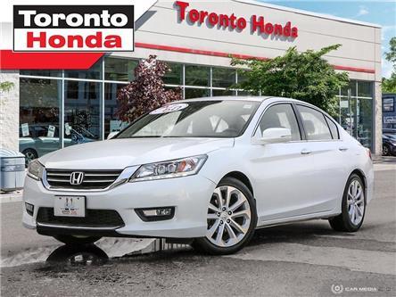 2015 Honda Accord Sedan Touring (Stk: H40052A) in Toronto - Image 1 of 27