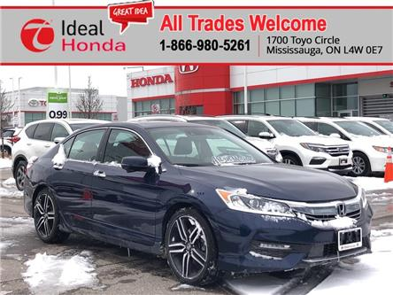 2017 Honda Accord Sport (Stk: 67055) in Mississauga - Image 1 of 21