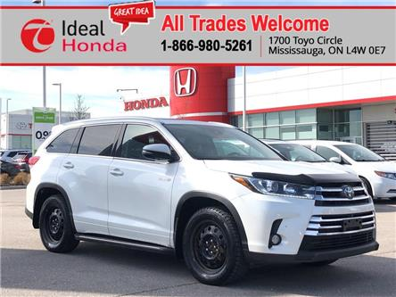 2018 Toyota Highlander Hybrid  (Stk: I200017B) in Mississauga - Image 1 of 23