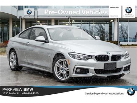 2019 BMW 430i xDrive (Stk: PP9080) in Toronto - Image 1 of 22