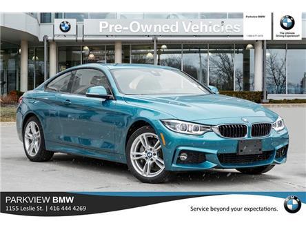 2019 BMW 430i xDrive (Stk: PP9081) in Toronto - Image 1 of 21