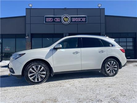 2015 Acura MDX Navigation Package (Stk: UC3902) in Thunder Bay - Image 1 of 17