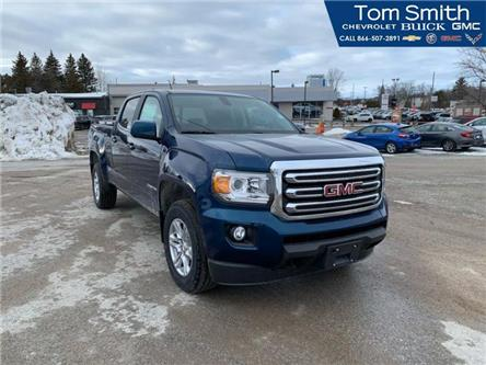 2020 GMC Canyon SLE (Stk: 200228) in Midland - Image 1 of 8