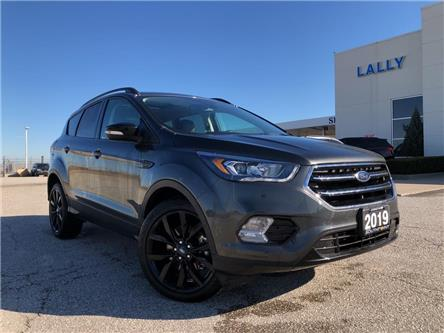 2019 Ford Escape Titanium (Stk: S10477R) in Leamington - Image 1 of 26