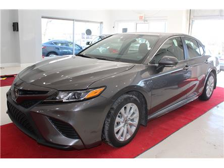 2019 Toyota Camry SE (Stk: 807937) in Richmond Hill - Image 1 of 8