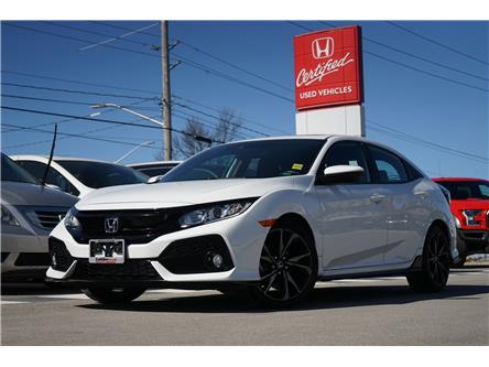 2019 Honda Civic Sport (Stk: P7635) in London - Image 1 of 29