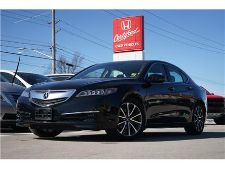 2016 Acura TLX Tech (Stk: P7677) in London - Image 1 of 28