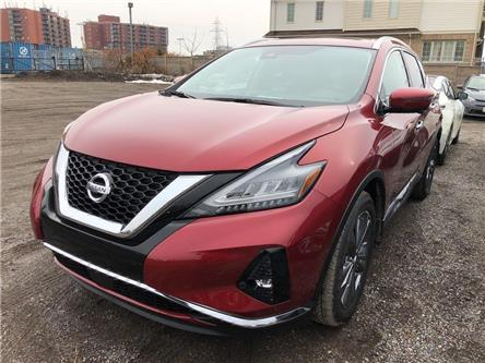 2020 Nissan Murano Platinum (Stk: LN107460) in Whitby - Image 1 of 5