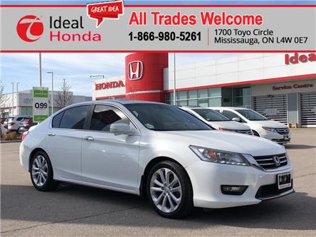 2015 Honda Accord Touring (Stk: I200331A) in Mississauga - Image 1 of 21