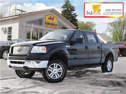 2006 Ford F-150 XLT (Stk: J2001-1) in Brandon - Image 1 of 27