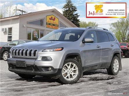 2014 Jeep Cherokee North (Stk: J2025) in Brandon - Image 1 of 27
