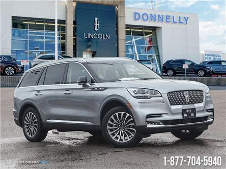 2020 Lincoln Aviator Reserve (Stk: DT426) in Ottawa - Image 1 of 28
