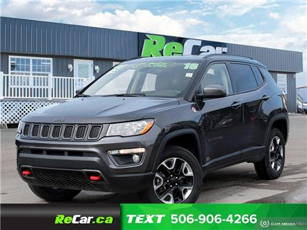 2018 Jeep Compass Trailhawk (Stk: 200447A) in Fredericton - Image 1 of 23