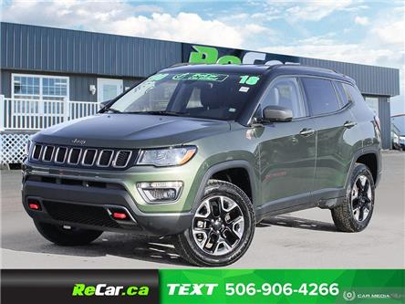 2018 Jeep Compass Trailhawk (Stk: 200449A) in Saint John - Image 1 of 21
