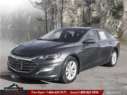 2020 Chevrolet Malibu LT (Stk: CLF083424) in Terrace - Image 1 of 13