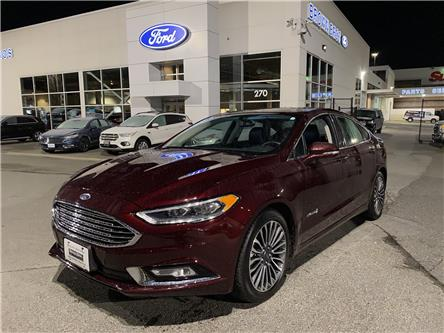 2018 Ford Fusion Hybrid Titanium (Stk: RP19144) in Vancouver - Image 1 of 24