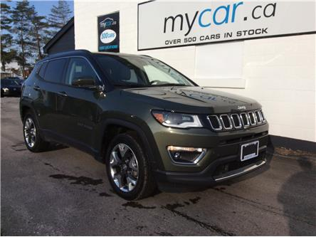 2018 Jeep Compass Limited (Stk: 200295) in Richmond - Image 1 of 22