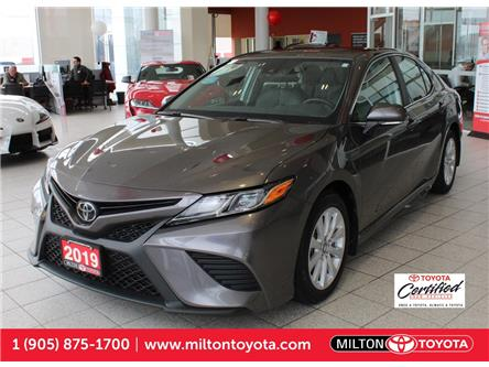 2019 Toyota Camry SE (Stk: 764802) in Milton - Image 1 of 37