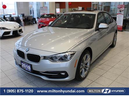 2018 BMW 330i xDrive (Stk: M34429) in Milton - Image 1 of 40