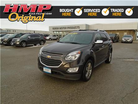2016 Chevrolet Equinox LTZ (Stk: 71293) in Exeter - Image 1 of 30