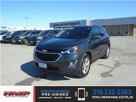 2019 Chevrolet Equinox LT (Stk: 86864) in Exeter - Image 1 of 29
