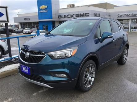 2019 Buick Encore Sport Touring (Stk: K222) in Grimsby - Image 1 of 14