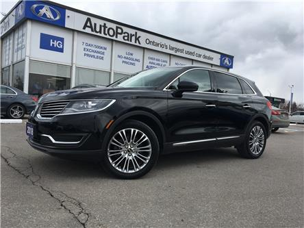 2018 Lincoln MKX Reserve (Stk: 18-20014) in Brampton - Image 1 of 30