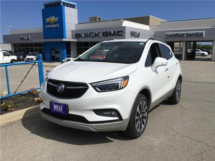 2019 Buick Encore Essence (Stk: K491) in Grimsby - Image 1 of 14