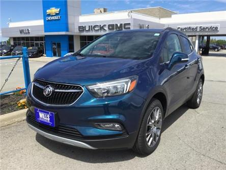 2019 Buick Encore Sport Touring (Stk: K493) in Grimsby - Image 1 of 14