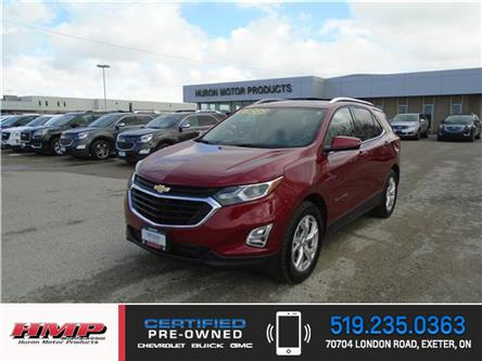 2019 Chevrolet Equinox LT (Stk: 86865) in Exeter - Image 1 of 29