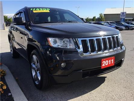 2011 Jeep Grand Cherokee Limited (Stk: K461B) in Grimsby - Image 1 of 15