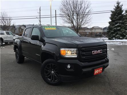2017 GMC Canyon SLE (Stk: K538A) in Grimsby - Image 1 of 21