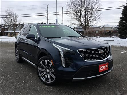2019 Cadillac XT4 Premium Luxury (Stk: K124A) in Grimsby - Image 1 of 23
