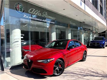 2020 Alfa Romeo Giulia ti (Stk: 69AR) in Toronto - Image 1 of 29