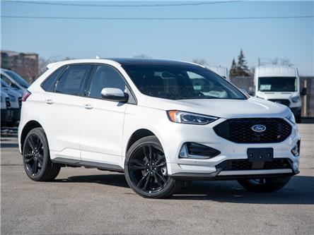 2020 Ford Edge ST (Stk: 20ED283) in St. Catharines - Image 1 of 22