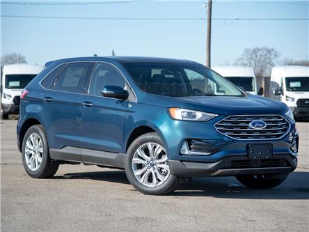 2020 Ford Edge Titanium (Stk: 20ED289) in St. Catharines - Image 1 of 21