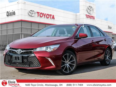 2017 Toyota Camry XSE (Stk: D191980A) in Mississauga - Image 1 of 27