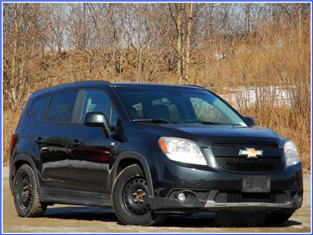 2012 Chevrolet Orlando 1LT (Stk: 151360BXZ) in Kitchener - Image 1 of 11