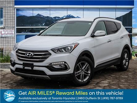 2017 Hyundai Santa Fe Sport 2.4 Premium (Stk: U06648) in Toronto - Image 1 of 29