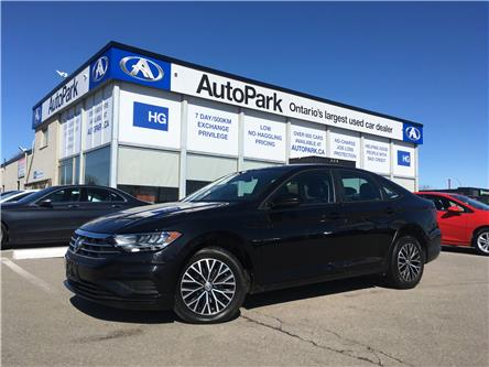2019 Volkswagen Jetta 1.4 TSI Highline (Stk: 19-48959) in Brampton - Image 1 of 15