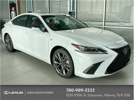 2020 Lexus ES 350 Premium (Stk: LL00238) in Edmonton - Image 1 of 18