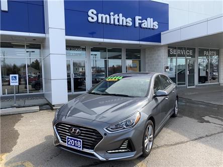 2018 Hyundai Sonata GLS (Stk: 98131) in Smiths Falls - Image 1 of 8