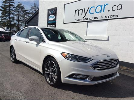 2018 Ford Fusion Titanium (Stk: 200277) in Richmond - Image 1 of 21