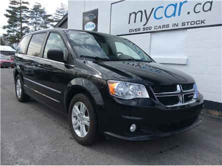 2016 Dodge Grand Caravan Crew (Stk: 200260) in North Bay - Image 1 of 19