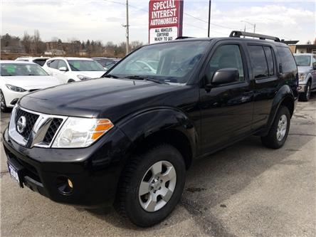 2008 Nissan Pathfinder S (Stk: 620334) in Cambridge - Image 1 of 21