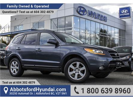 2008 Hyundai Santa Fe Limited (Stk: LK481600A) in Abbotsford - Image 1 of 23