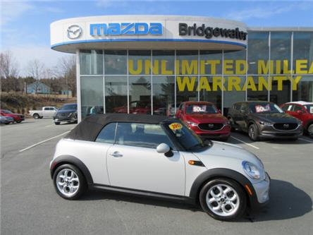 2013 MINI Convertible Cooper (Stk: ) in Hebbville - Image 1 of 18