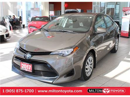 2017 Toyota Corolla LE (Stk: 885963A) in Milton - Image 1 of 36